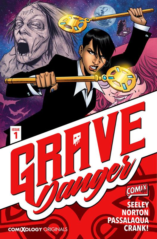 Grave Danger #1-5 (2018)