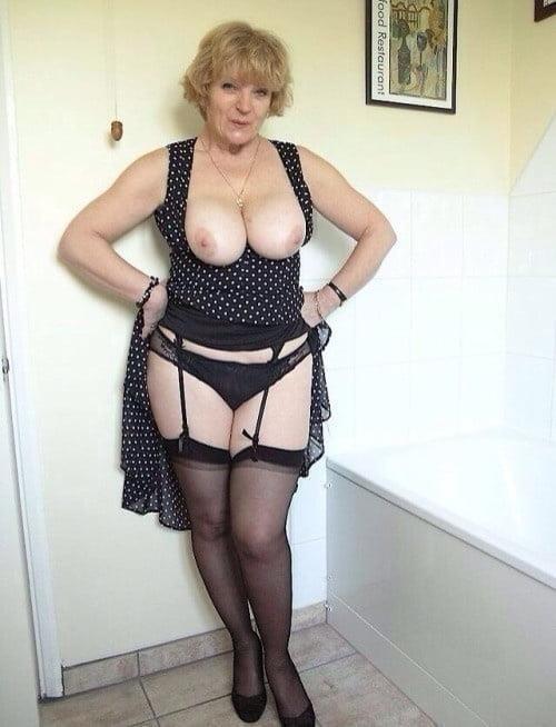 Milf short hair porn-4319