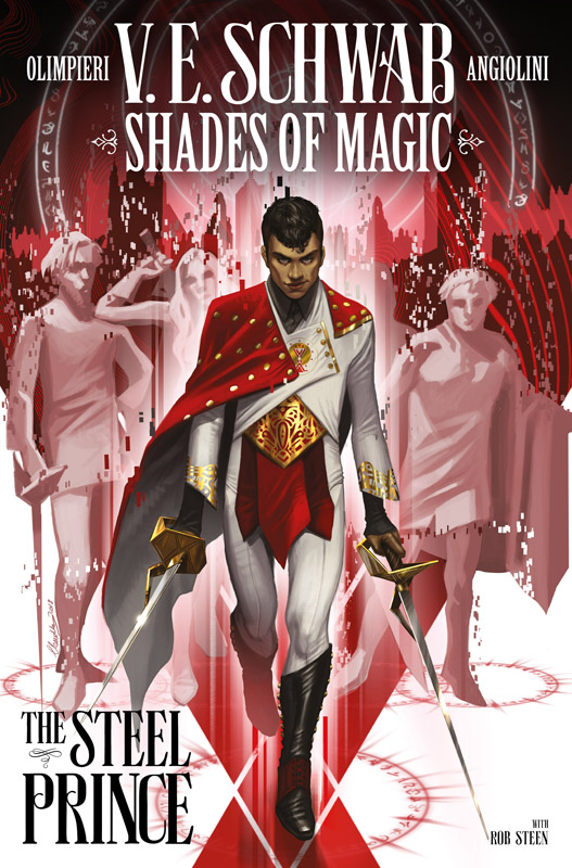 Shades of Magic #1-7 (2018-2019)