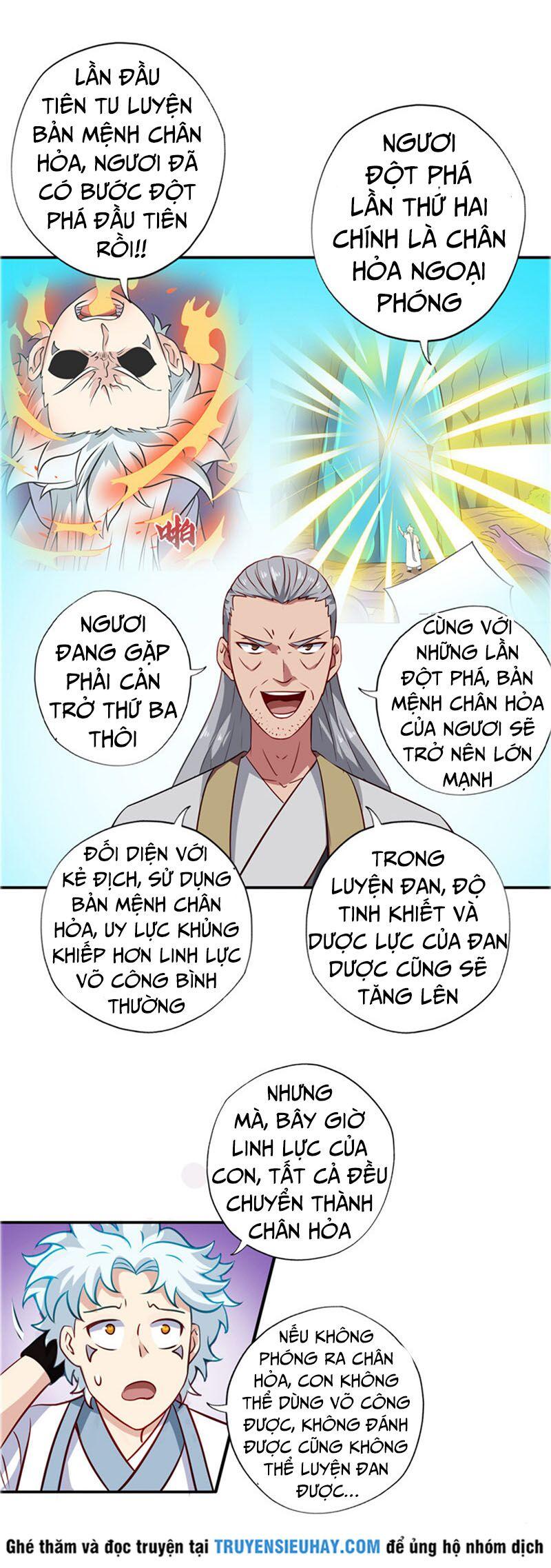 Chí Tôn Võ Đế Chapter 105