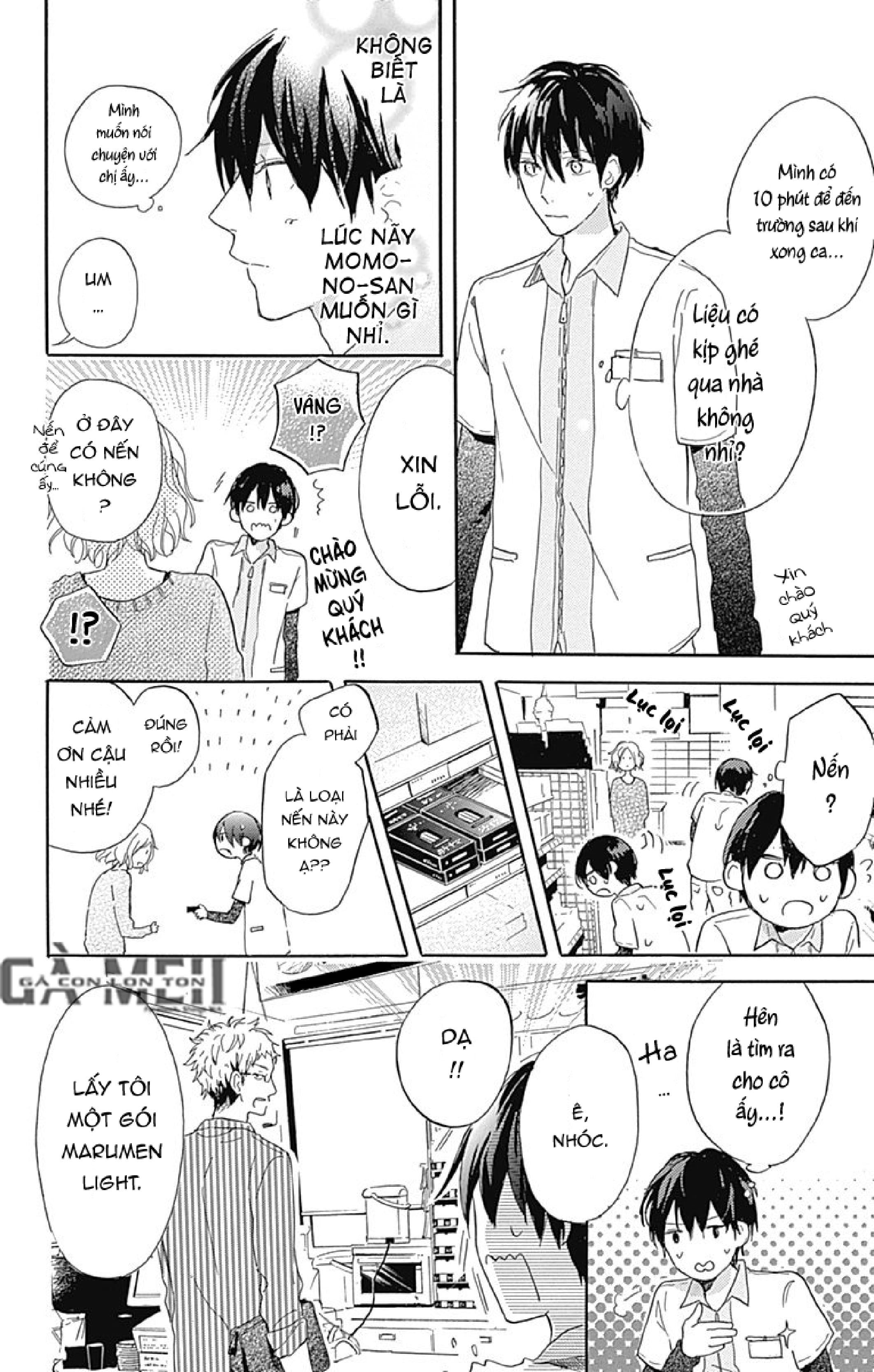 Stella To Mille Feuille chap 3 - Trang 26