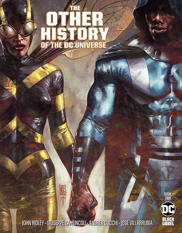 The Other History of the DC Universe #1-5 (2021)