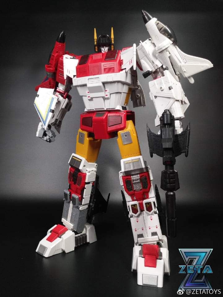 [Zeta Toys] Produit Tiers ― Kronos (ZB-01 à ZB-05) ― ZB-06 ZB-07 Superitron ― aka Superion - Page 3 BSOgkFfH_o
