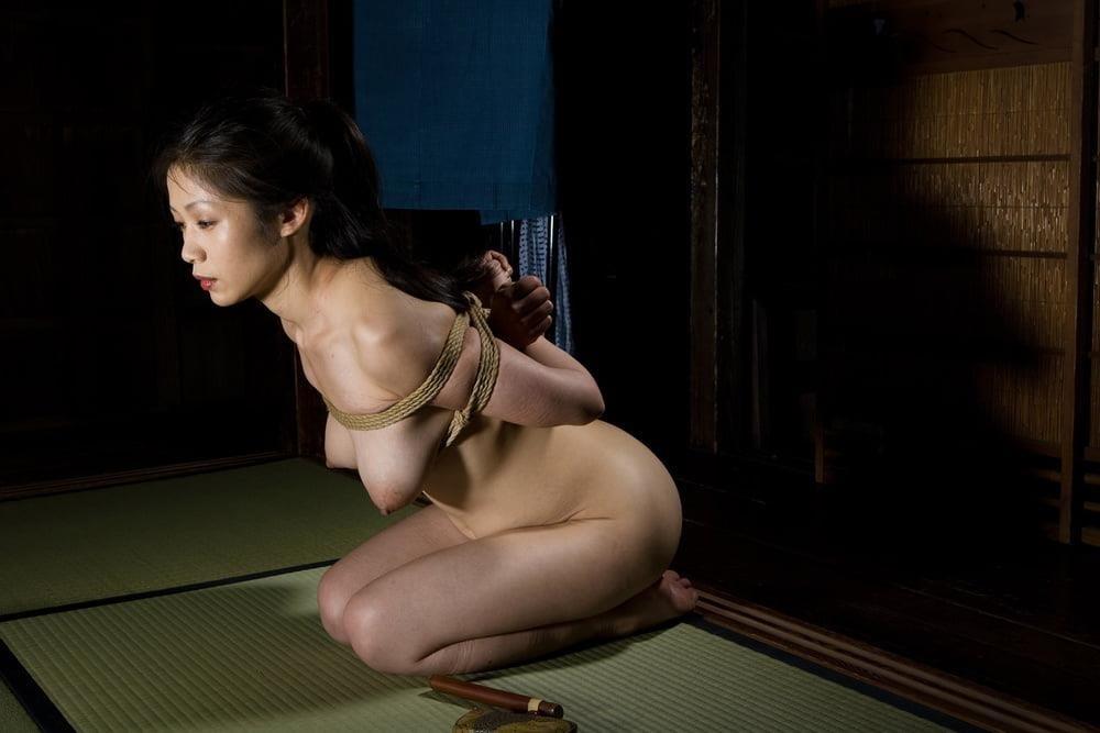 Asian bondage bukkake-7693