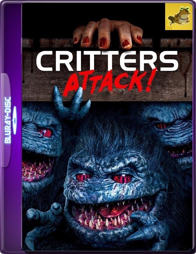 ¡Critters Al Ataque! (2019) Brrip 1080p (60 FPS) Latino / Inglés