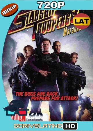 Invasion 3 Merodeador (2008) BRRip 720p Audio Trial Latino-Castellano-Ingles MKV