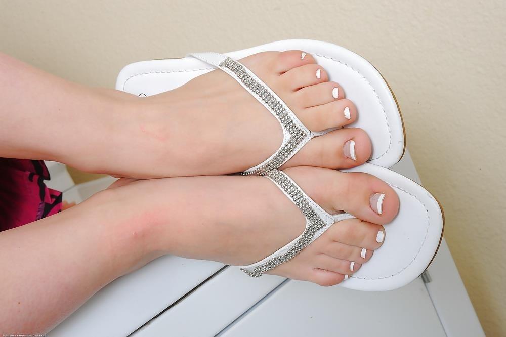 Young porn feet-5871