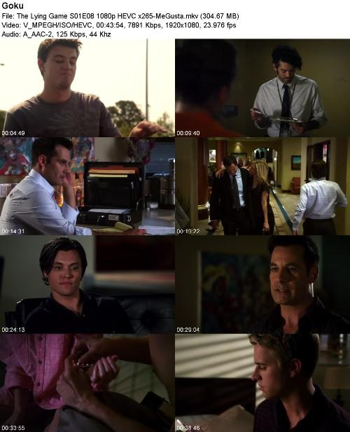 The Lying Game S01E08 1080p HEVC x265-MeGusta