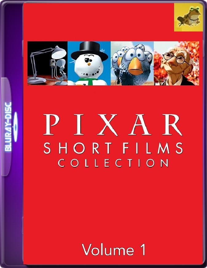 Los Mejores Cortos De Pixar: Volumen 1 (2007) Brrip 1080p (60 FPS) Latino