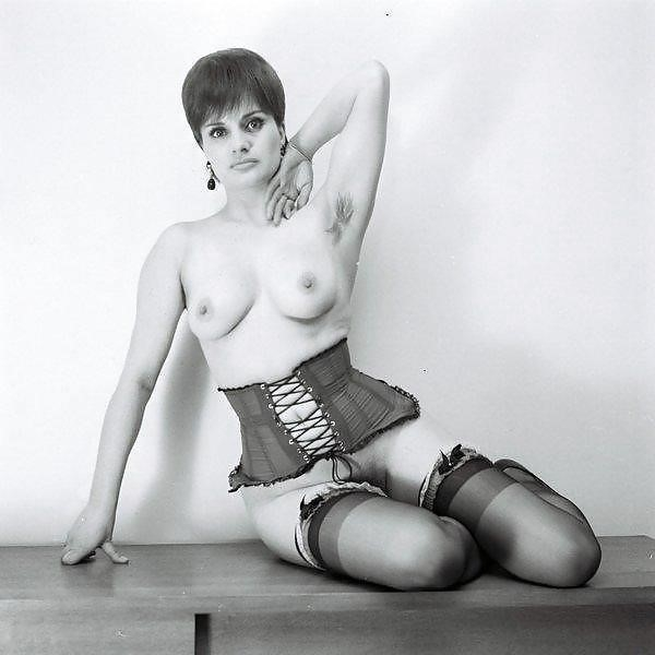 Old porn black and white-5289
