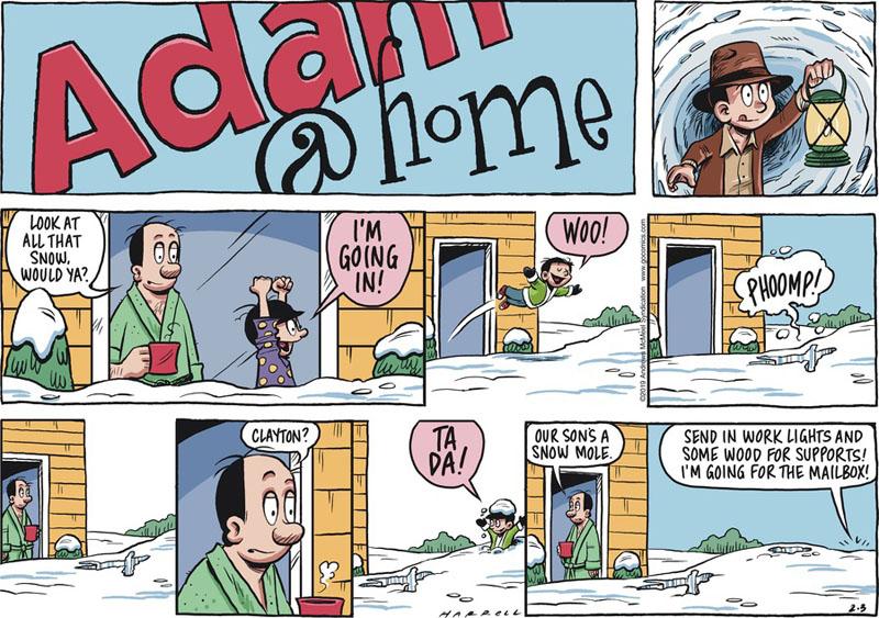 Adam@Home (2011-2019)