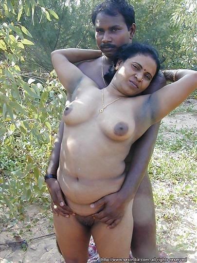 Tamil aunty hot bath-7680