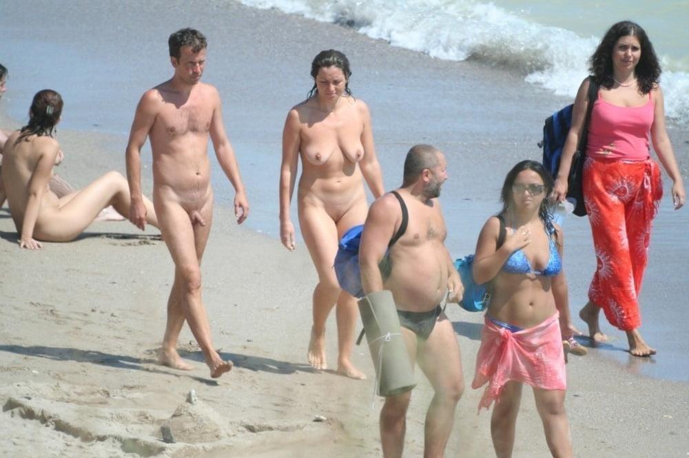 Nude beach bukake-5319
