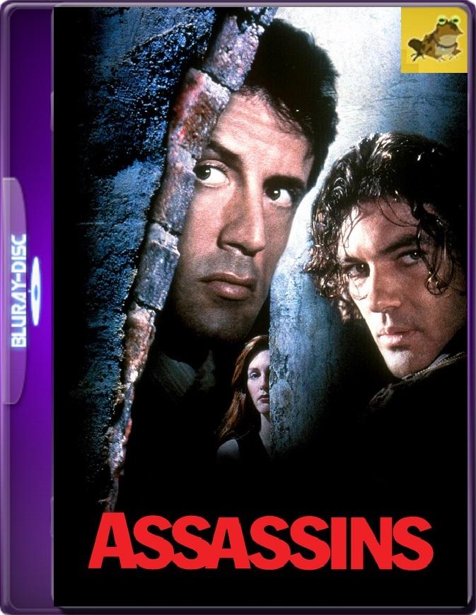 Asesinos (1995) Brrip 1080p (60 FPS) Latino / Inglés