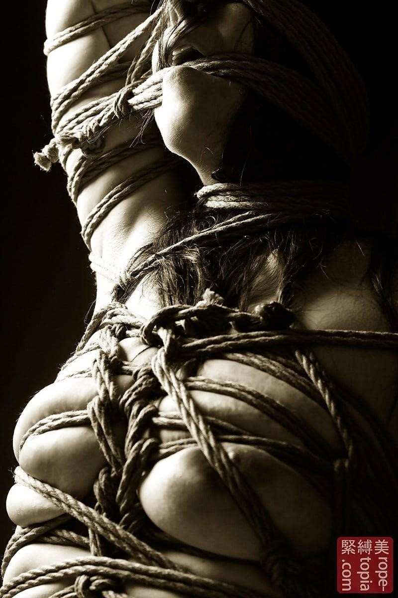 Japanese bondage rope-9440