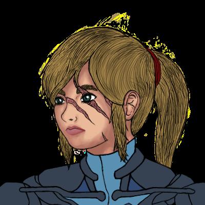 Samus Aran Avatar