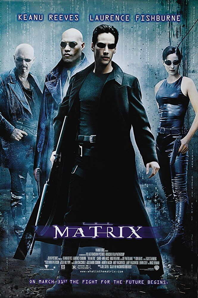 The Matrix latino inglés 1080p MEGA