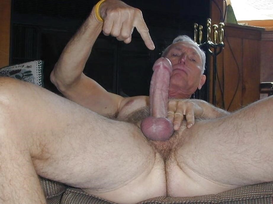 Old man bukake-9217