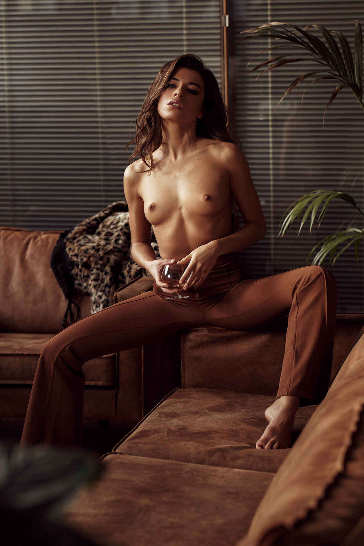 Chiara Bianchino nude by Hannes Walendy