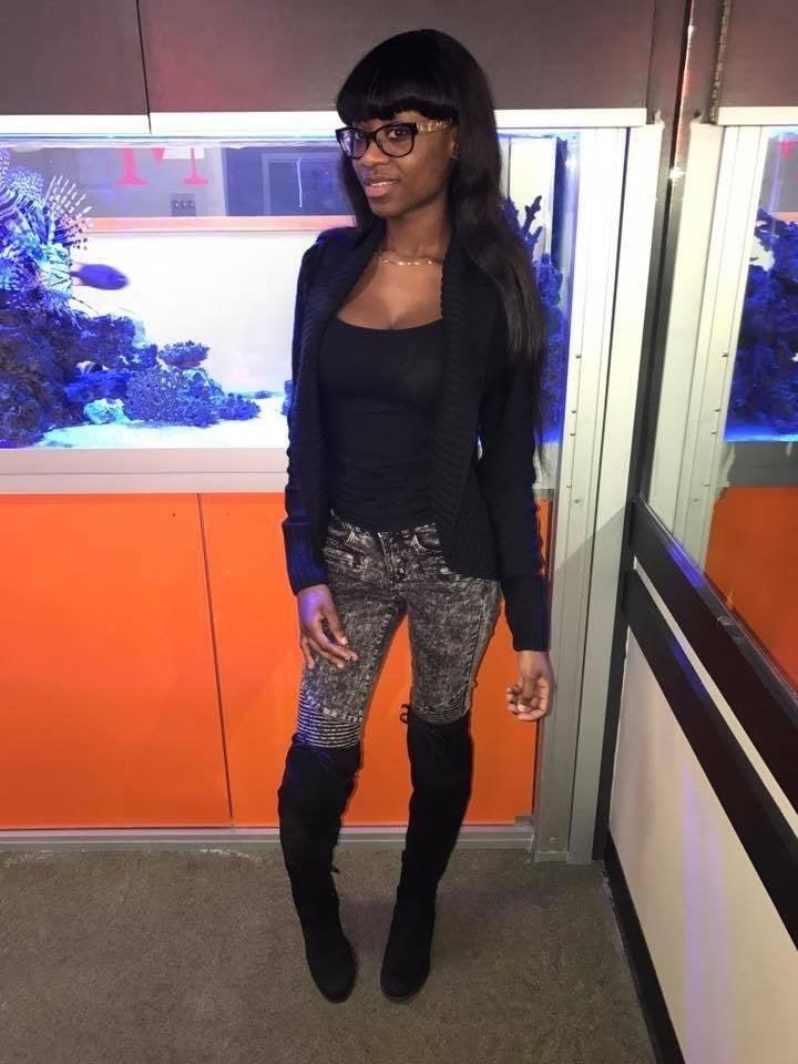 Busty black teen-4874
