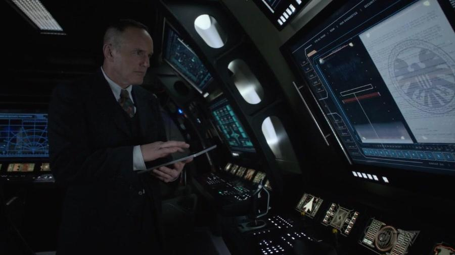 Marvels Agents of S H I E L D S07E03 720p HDTV x264-AVS