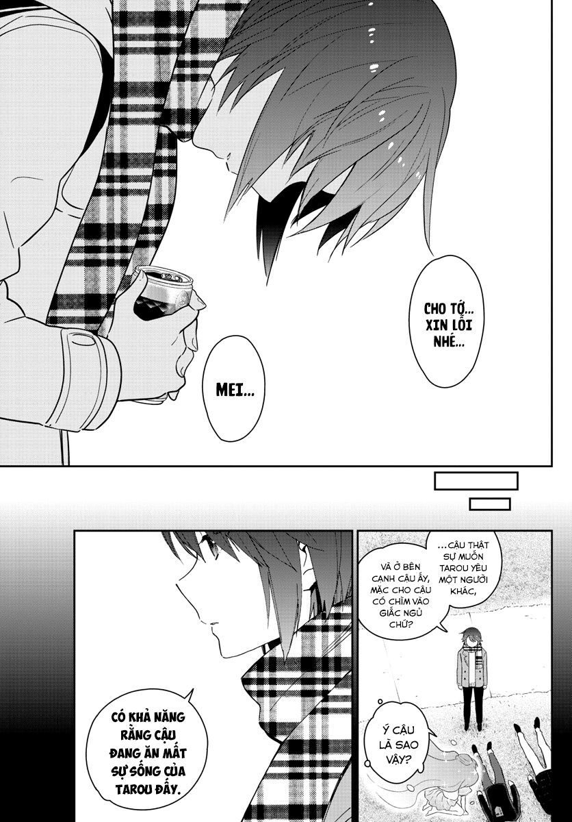 Hatsukoi Zombie Chapter 154 - Trang 17
