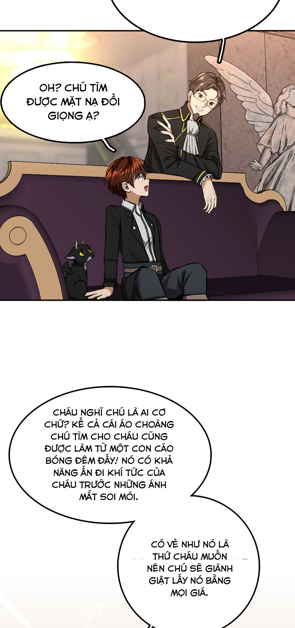 The Beginning After The End chap 41 - Trang 33