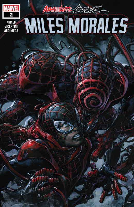 Absolute Carnage - Miles Morales #1-3 (2019) Complete