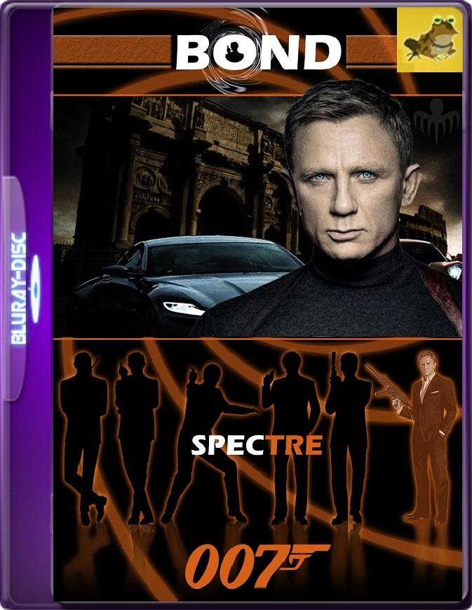007: Spectre (2015) Brrip 1080p (60 FPS) Latino / Inglés