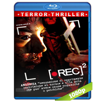 Rec 2 (2009) BRRip Full 1080p Audio Castellano 5.1