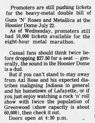 1992.07.22 - Hoosier Dome, Indianapolis, USA IDRvcnpj_o