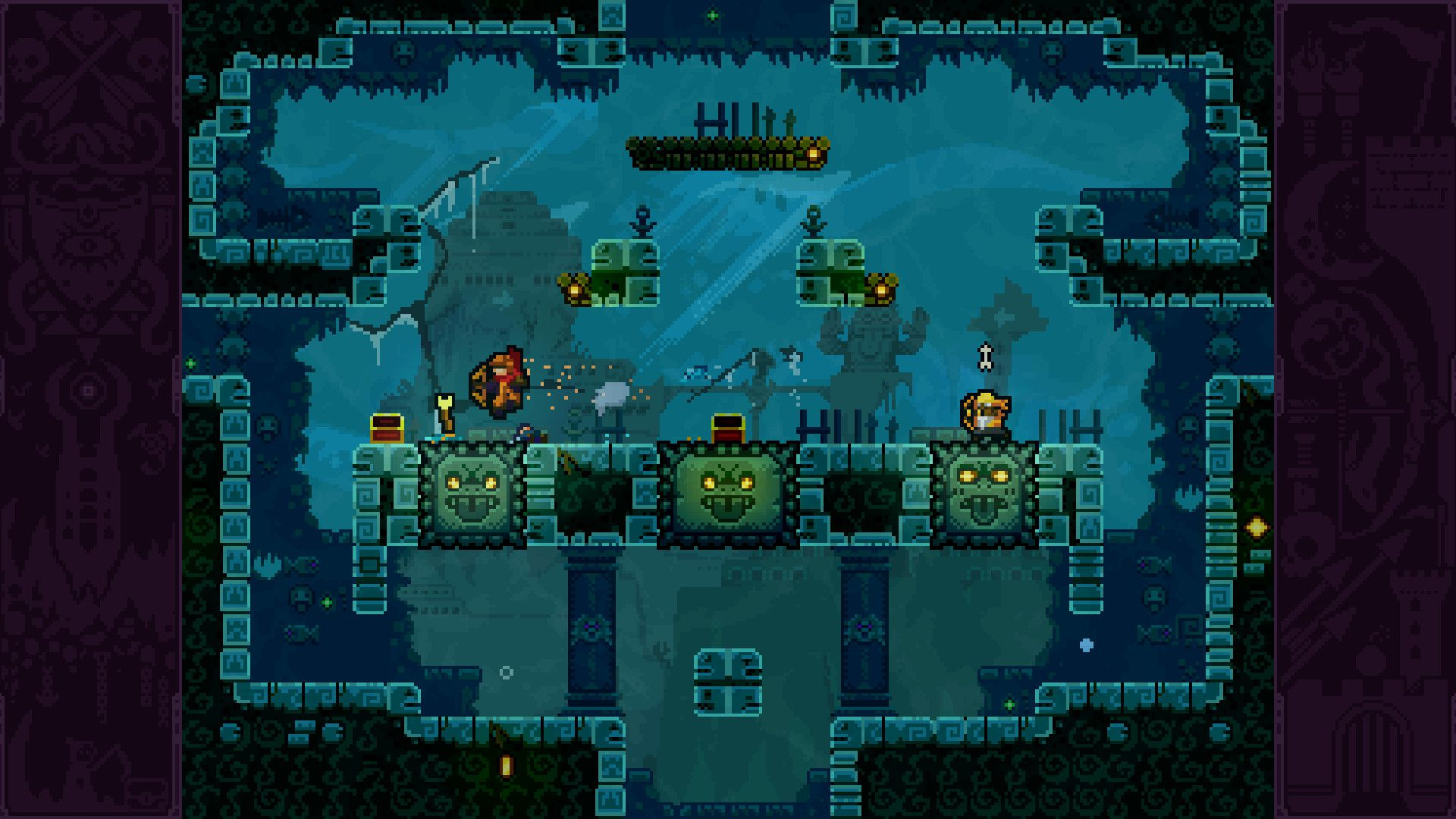 Towerfall: Ascension + DLC Captura 3