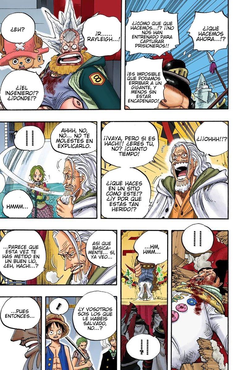 One Piece Manga 501-505 [Full Color] Oharbsca_o