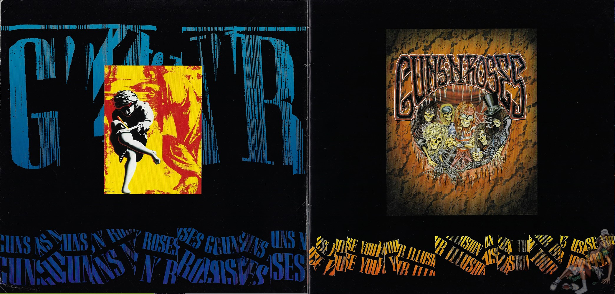 1993.MM.DD - Use Your Illusion Tour program C6Le3DnW_o