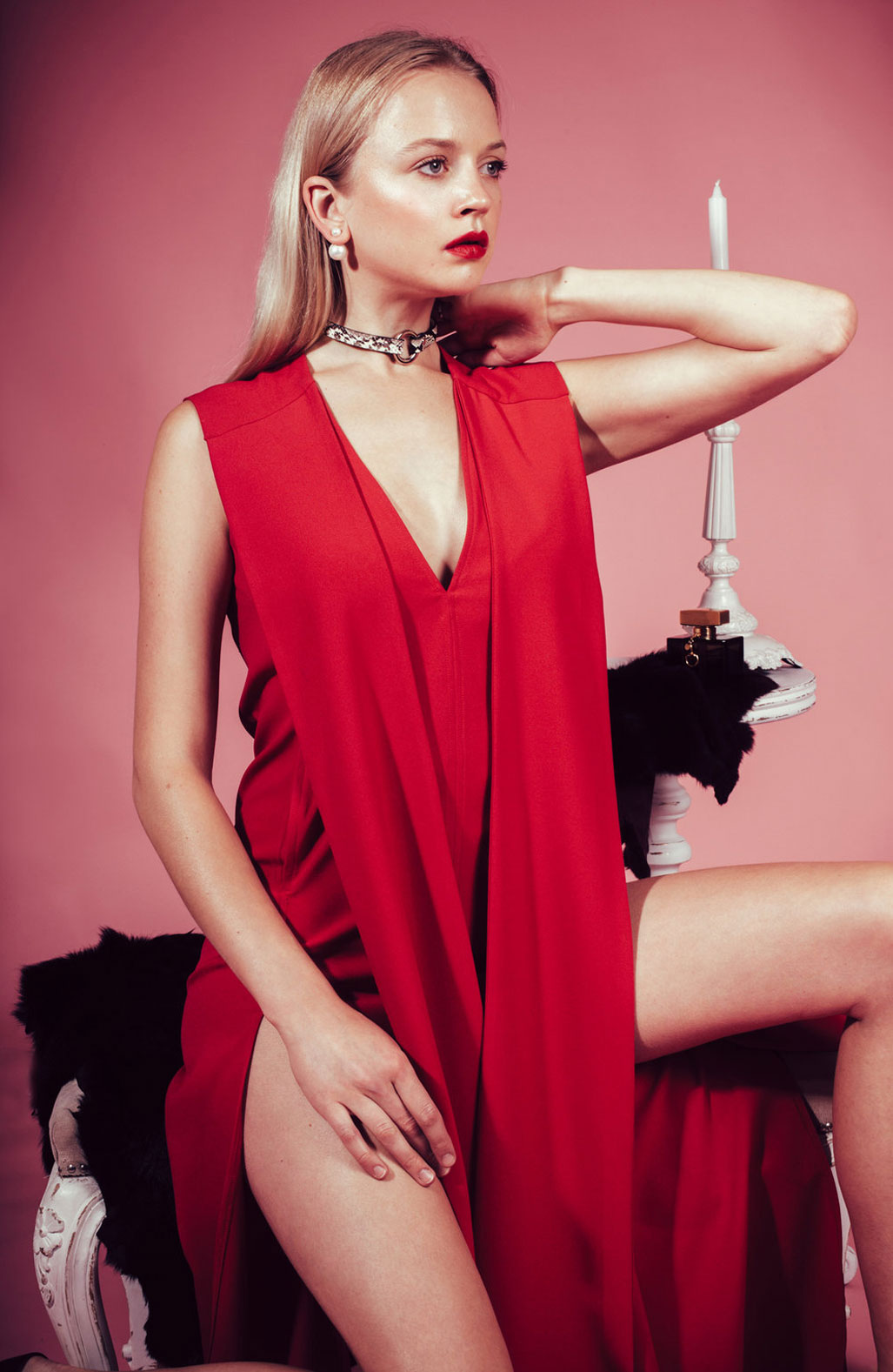 Светлана Легун в рекламной кампании Wicca collection 2016 / фото 07