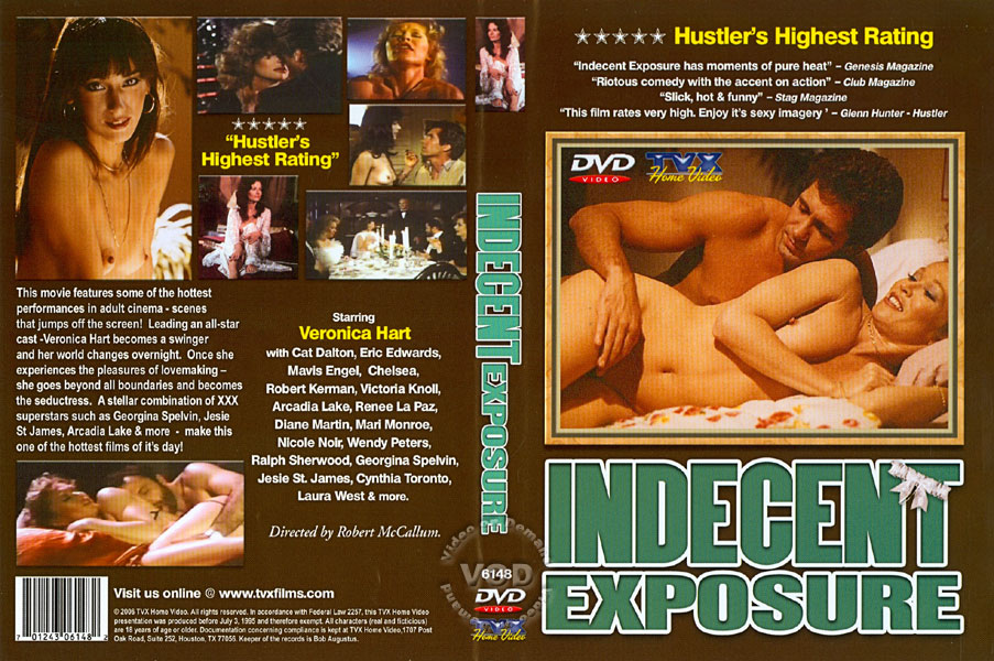 Indecent Exposure / Непристойное Обнажение (Gary Graver, Filmmakers Company / Vinegar Syndrome) (РУССКИЕ СУБТИТРЫ) [1981 г., Classic, Comedy, All Sex, BDRip, 720p] (Veronica Hart, Jesie St. James (as Jessie St. James), Robert Kerman (as Richard Bolla