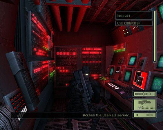 Tom Clancy's Splinter Cell Captura 2
