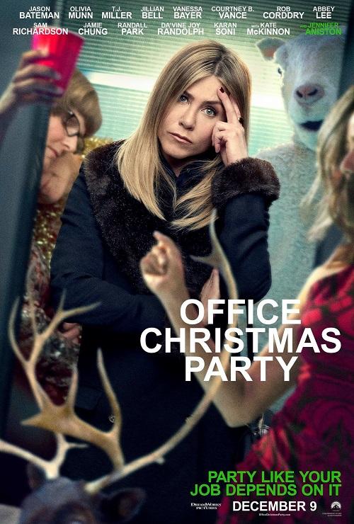 Firmowa Gwiazdka / Office Christmas Party (2016) THEATRiCAL.MULTi.720p.BluRay.x264.DTS.AC3-DENDA / LEKTOR i NAPISY PL