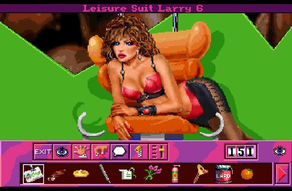 Leisure Suit Larry Captura 1