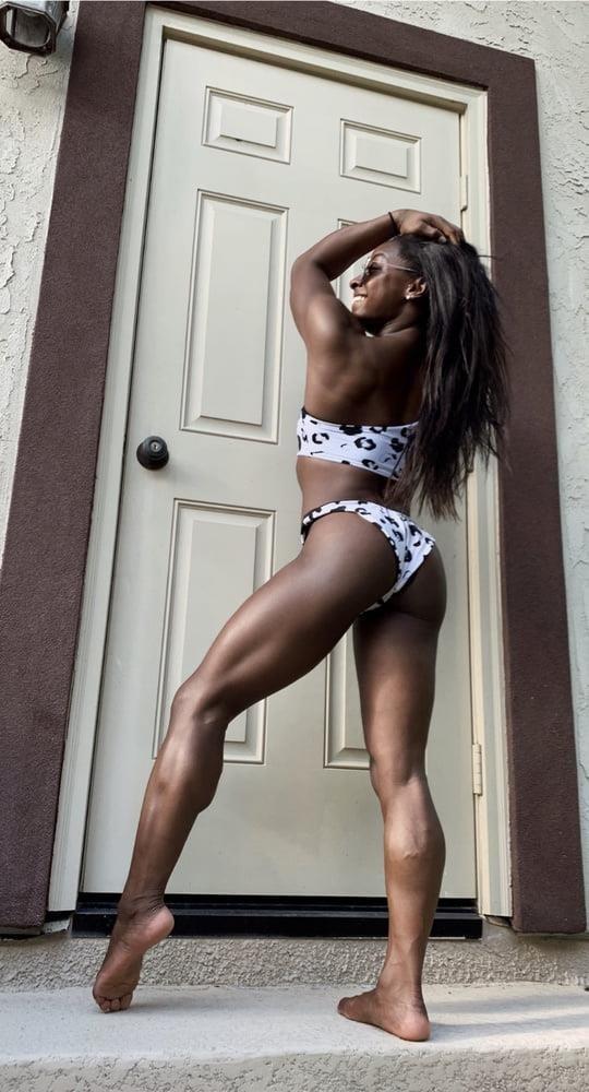 Ebony gymnast porn-8820