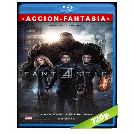 descargar Los 4 Fantasticos 720p Lat-Cast-Ing[Fantasia](2015) gratis