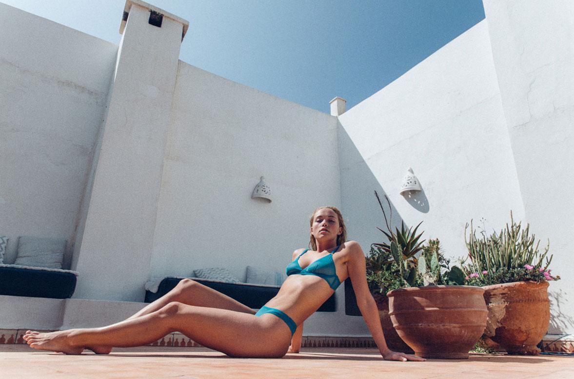 Essaouira Vibes / Viktoria Yarova by Pierre Dantant