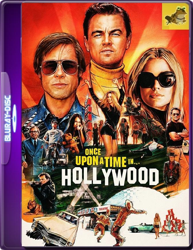 Había Una Vez En… Hollywood (2019) Brrip 1080p (60 FPS) Latino [GoogleDrive] SilvestreHD