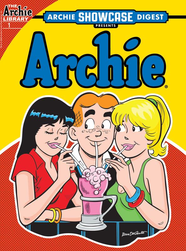 Archie Showcase Digest 001 - Archie (2020)