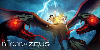 sangre de zeus Temporada 01 Audio Latino