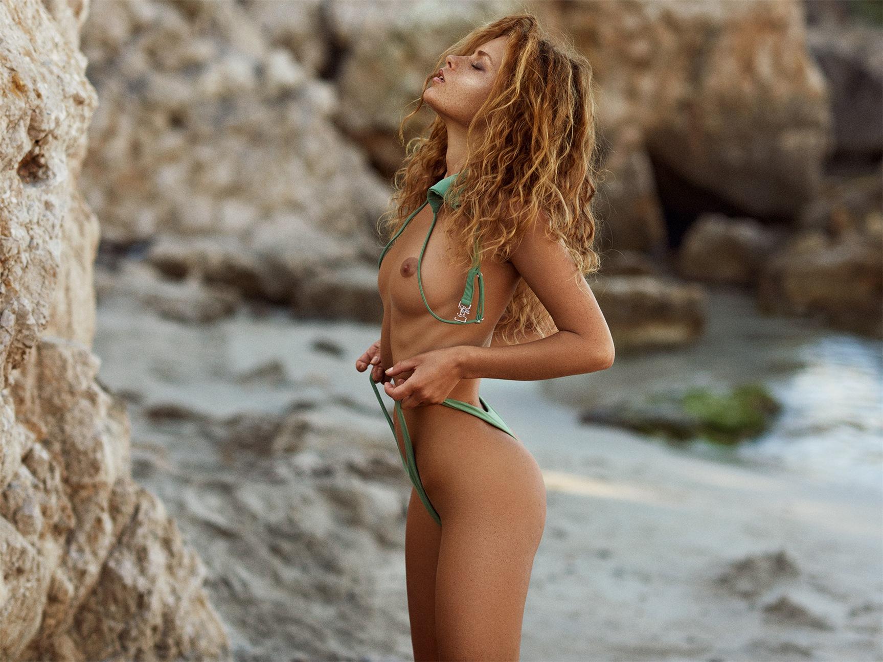 Юлия Ярошенко / Julia Yaroshenko nude by Joakim Karlsson