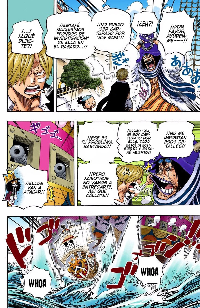 One Piece Manga 730-731 [Full Color] [Dressrosa] 6RKk613l_o