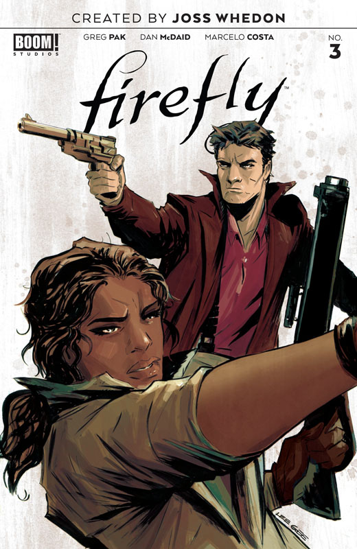 Firefly #1-20 + One-Shots (2018-2020)