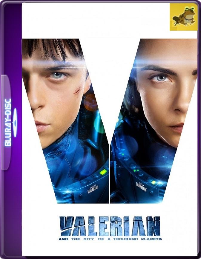 Valerian Y La Ciudad De Los Mil Planetas (2017) Brrip 1080p (60 FPS) Latino / Inglés