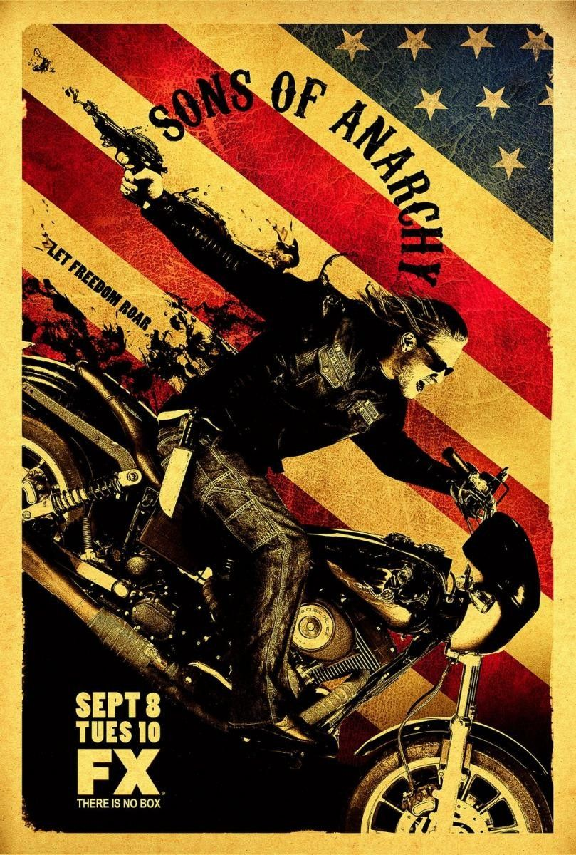 Sons of Anarchy S02 720p BluRay
